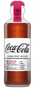 Coca Cola Signature Mixers SPICY 200ml