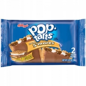 Pop Tarts Frosted S'mores Ciastka USA Marshmallow