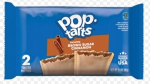 Pop Tarts Frosted Brown Sugar Cinnamon Ciastka
